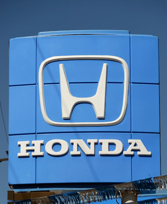 本田公司(Honda)將在美國召回160萬輛車,以更換具有致命缺陷的高田(Takata)氣囊的充氣泵。(Getty Images)