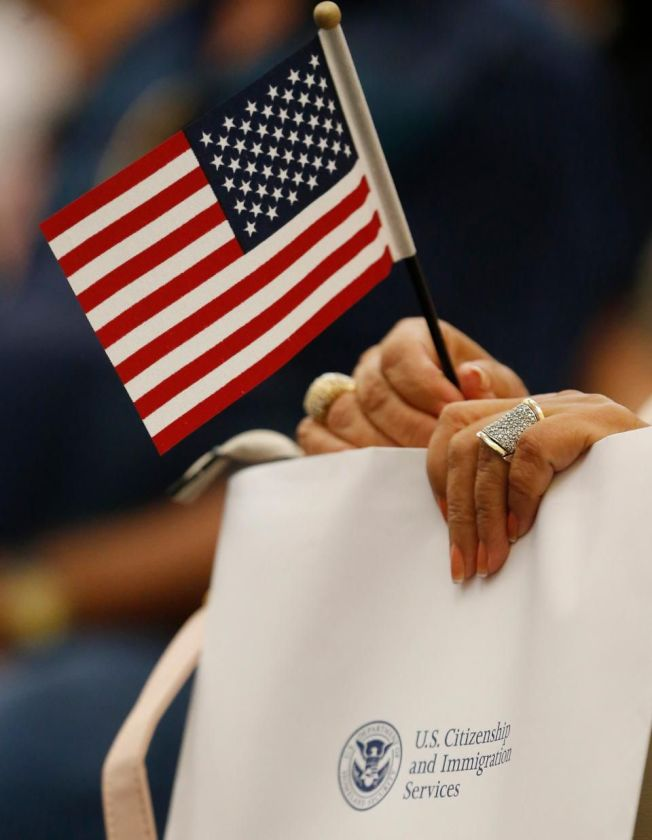 H-1B簽證將採新登記法。(Getty Images)