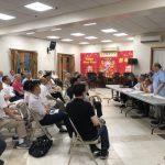 聯成公所議員大會 討論支票問題