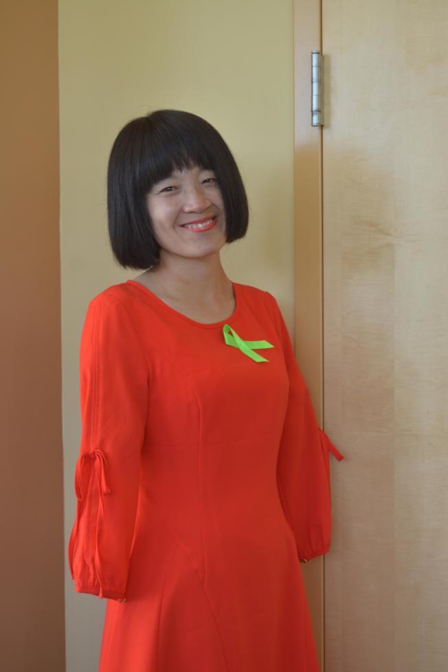 李智華失去雙手,卻直面挑戰,活出精采人生,成為國際註冊心理諮詢師、無臂勵志講師。(記者劉先進/攝影)