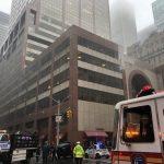 直升機撞上曼哈頓大樓 飛行員當場死亡