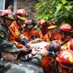 〈圖輯〉四川規模6.0強震 增至13死200傷