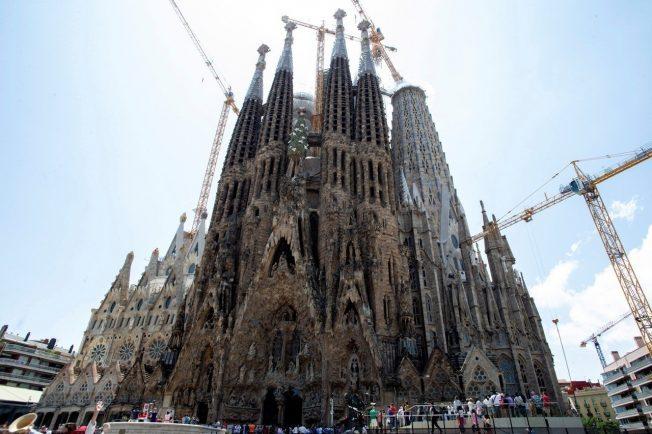 高第傑作西班牙「聖家堂」 蓋了137年終拿到建照