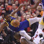 NBA | 首節猛飆11分 杜蘭特疑似扭傷再度傷退