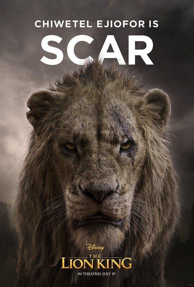 迪士尼《狮子王》「真人版」角色曝光!网笑:我严重脸盲- 世界新闻网 - 世界日报 -photo-2-1