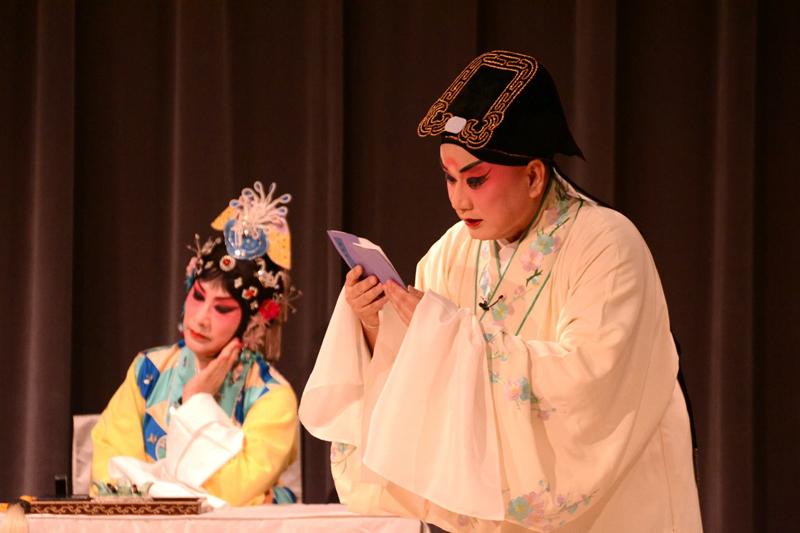 海外崑曲社6/29演《玉簪記》 。