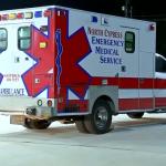休城男子偷救護車 兜風辦私事