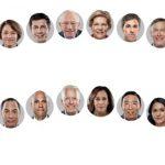 民主黨總統初選第2輪辯論 桑德斯與華倫 爭進步派旗手