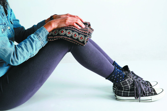 精油藥草可以消除肌肉酸痛、腫脹。(本報資料照片)