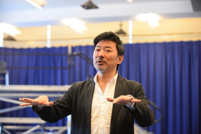 《龍泉鳳舞》由導演陳士爭製作。(許振輝/攝影)