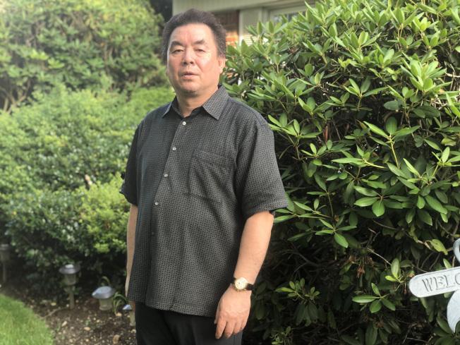 李立說,近幾年華人旅行社推出很多特色旅遊項目。(圖:李立提供)