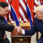 川普踏足北韓 民主黨批像「娛樂」 只有楊安澤讚美