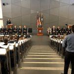 近500名紐約市警預備警員宣誓入職