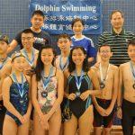 海豚游泳培訓中心夏季班開課