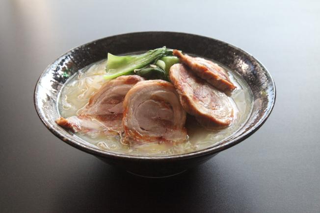 TAMASHII RAMEN的菜色質樸,味道醇厚,嘗鮮首選。