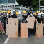 「希望能解決」 川普未表態支持香港示威
