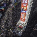 時代雜誌:港人渴望的民主未實現 被迫抗議代替慶祝回歸