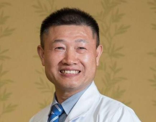 劉正華中醫博士。