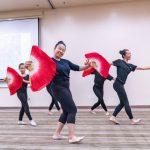 南海岸中華文化中心 民族舞蹈營秀成果
