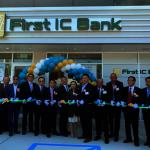第一IC銀行紐約、新澤西分行開幕