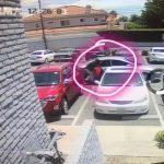 盜賊砸窗竊貨 同輛車一偷再偷