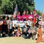 佛爾森國慶節大遊行APAPA添彩