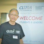 朱偉人勉勵年輕人成為公民領袖