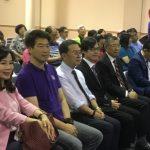 青年志工培訓結業 僑領觀禮