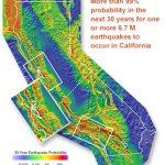 未來30年 加州至少有一次6.7規模大地震