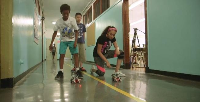 紐約市注重STEM教育,市教育局鼓勵學生積極參加暑期免費STEM項目。(本報資料照片)