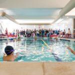 自由式游泳學院暑期班每二週一期