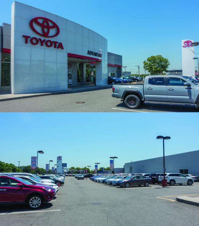 Advantage Toyota擁有大量現車供選擇,歡迎僑胞親臨參觀。