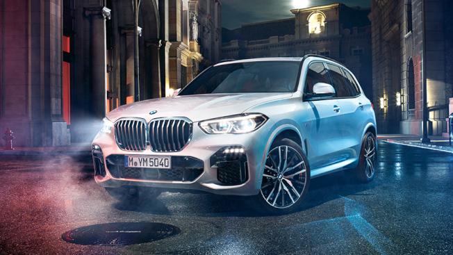RALLYE BMW 2019年新款寶馬BMW x5xDRIVE40i 優惠租賃計劃。