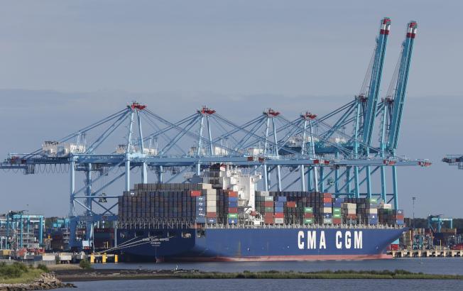 美中貿易戰開打一年來,雙方出口各損失200億美元。(美聯社)
