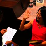 【布蘭諾市首位華裔女議員】保蕾蕾/得票率、得票數雙冠