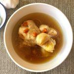 料理功夫|溫潤滋補的蒜頭雞湯