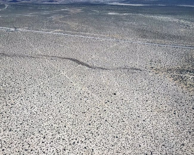 (取自美國空軍網頁,geologist Brian Olson攝影)