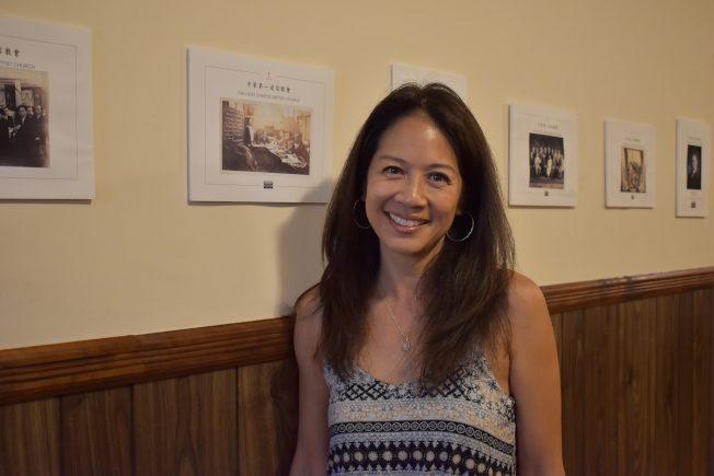 郭錦恩「不黑不白」華埠放映 女性視角講華人移民史