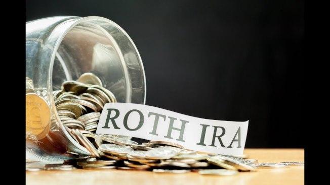 把錢存入羅斯帳戶,提領免稅。(取自 YouTube)