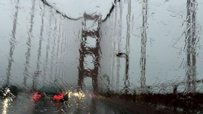 美西大氣河這36年來暖化,帶來降雨而非下雪。(Getty Images)