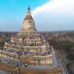 擁3500座千年佛塔 緬甸古城蒲甘列世界遺產