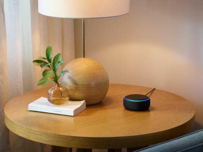 亞馬遜透過其Alexa技術引領Echo等家庭助理市場。(亞馬遜)