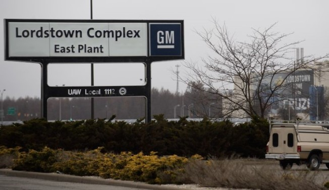 GM俄州羅茲廠今年3月關門停機,52年的運作畫下句點。(Getty)