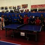 海華桌球賽7月13日登場 13組隊伍聯誼競技
