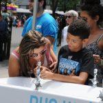 助民解渴防暑 紐約市「移動水站」上街頭