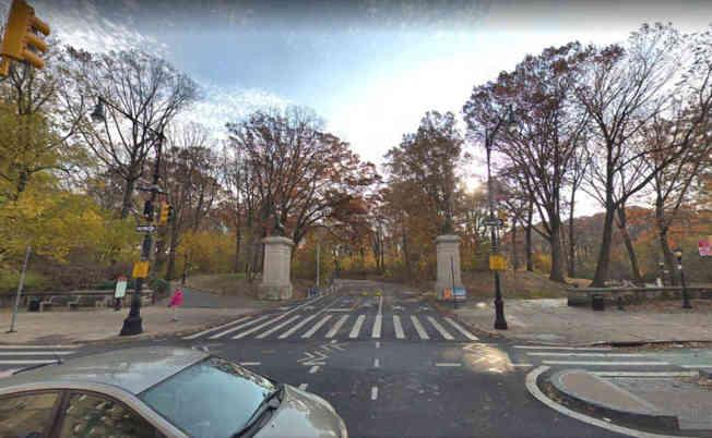 展望公園7日發生持槍搶劫案,警方正在通緝兩名涉嫌搶劫的匪徒,呼籲民眾提供線索。(取自谷歌地圖)