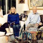 她兩個女兒 各是YouTube執行長和23andMe執行長