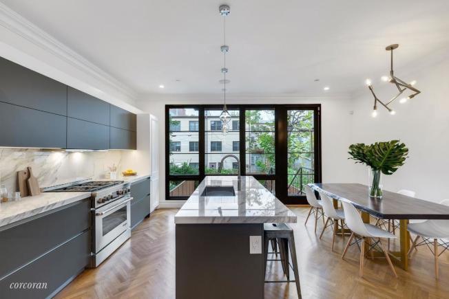在布碌崙翻新房屋的費用可能比在曼哈頓來得貴。(取自StreetEasy)