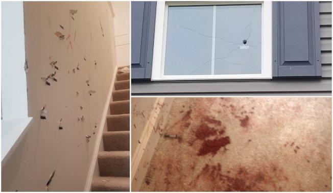 裸女自稱是惡魔闖入家中,屋主狂轟39槍趕不走。圖擷自8 news