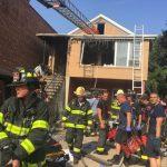 紐約皇后區火燒民宅  增至3死  6歲女童亡
